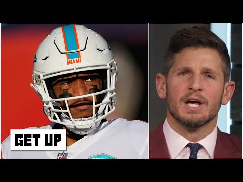 'I hate it!' – Dan Orlovsky gets fired up about Tua Tagovailoa getting benched   Get Up