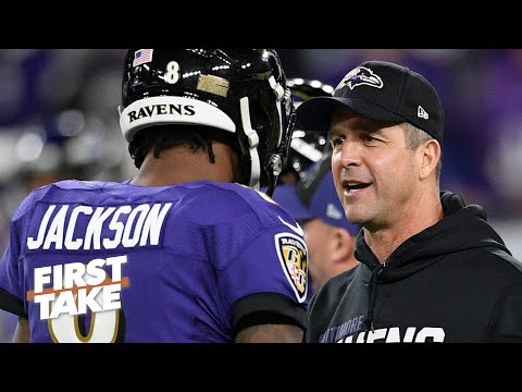It's time for the Ravens to help Lamar Jackson – Ryan Clark | First Take