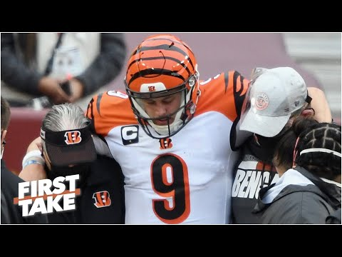 Are the Bengals to blame for Joe Burrow tearing his ACL? | First Take