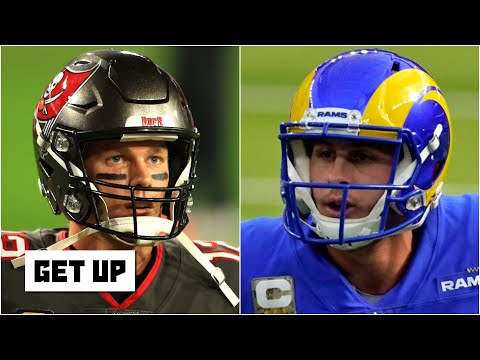 Are the Buccaneers or Rams more likely to make the Super Bowl? | Get Up