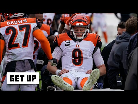 Evaluating the Bengals' protection of Joe Burrow after his torn ACL & MCL   Get Up
