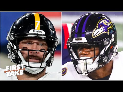 Ravens vs. Steelers: Who needs the win more in Week 12? | First Take