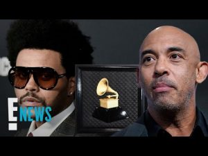 The Weeknd Calls Out Recording Academy After Grammys Snub | E! News
