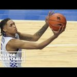2021 NBA Mock Draft No. 3 pick Brandon Boston Jr.'s Kentucky debut | ESPN College Basketball