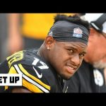 Steelers players tweet in reaction to the postponement of Thanksgiving game vs. Ravens | GetUp
