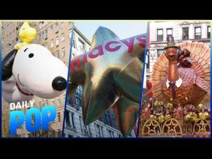 Macy's Thanksgiving Day Parade Favorite Moments | Daily Pop | E! News
