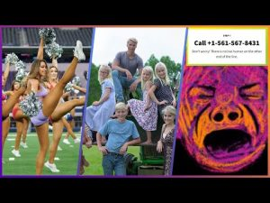 Cheerleading From Home, Piercing Problems & Scream Hotline
