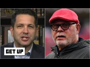 Adam Schefter on Bruce Arians: Is there a need to publicly point out Tom Brady's flaws? | Get Up