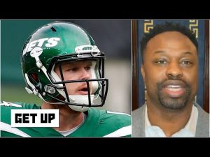 The Bears should trade for Sam Darnold if the Jets move on from him – Bart Scott | Get Up