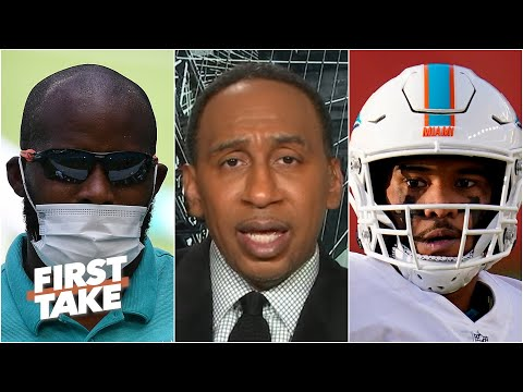 Let Tua go through it! – Stephen A. respectfully disagrees with Brian Flores   First Take