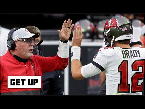 Tom Brady & Bruce Arians can't stay together if the Bucs don't improve – Rob Ninkovich | Get Up