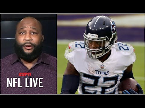 Marcus Spears wishes the Colts good luck vs. Derrick Henry & the Titans | NFL Live