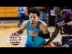 Cade Cunningham scores 20 points in Oklahoma State home opener | ESPN College Basketball