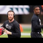 Discussing Carson Wentz, Jalen Hurts and the future of the Eagles   Keyshawn, JWill & Zubin