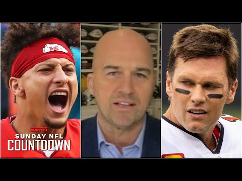 Breaking down how the Bucs can defeat the Chiefs in Week 12 | NFL Countdown
