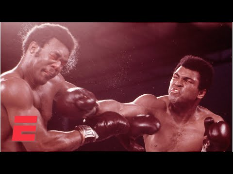 George Foreman relives 'Rumble in the Jungle' vs. Muhammad Ali   Max Kellerman Show