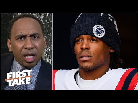 Stephen A. blames Cam Newton for Pats' loss to the Bills: Their season is over! | First Take