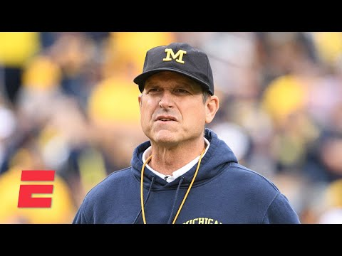 Is Jim Harbaugh done at Michigan? Who could replace him?   KJZ