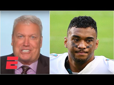 Rex Ryan was not blown away by Tua Tagovailoa: 'Man he looked short in that pocket'   KJZ