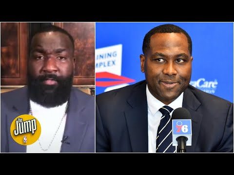 Was it smart for the 76ers to extend Elton Brand as GM? | The Jump
