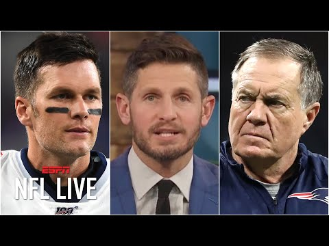 Is the Patriots' dynasty over without Tom Brady? | NFL Live