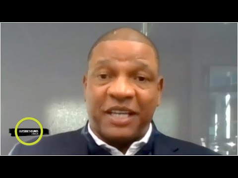 Doc Rivers on how the NBA's 'get out to vote' efforts led to a 96% player voter registration | OTL