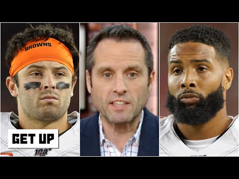 Discussing expectations for Baker Mayfield without Odell Beckham Jr. | Get Up
