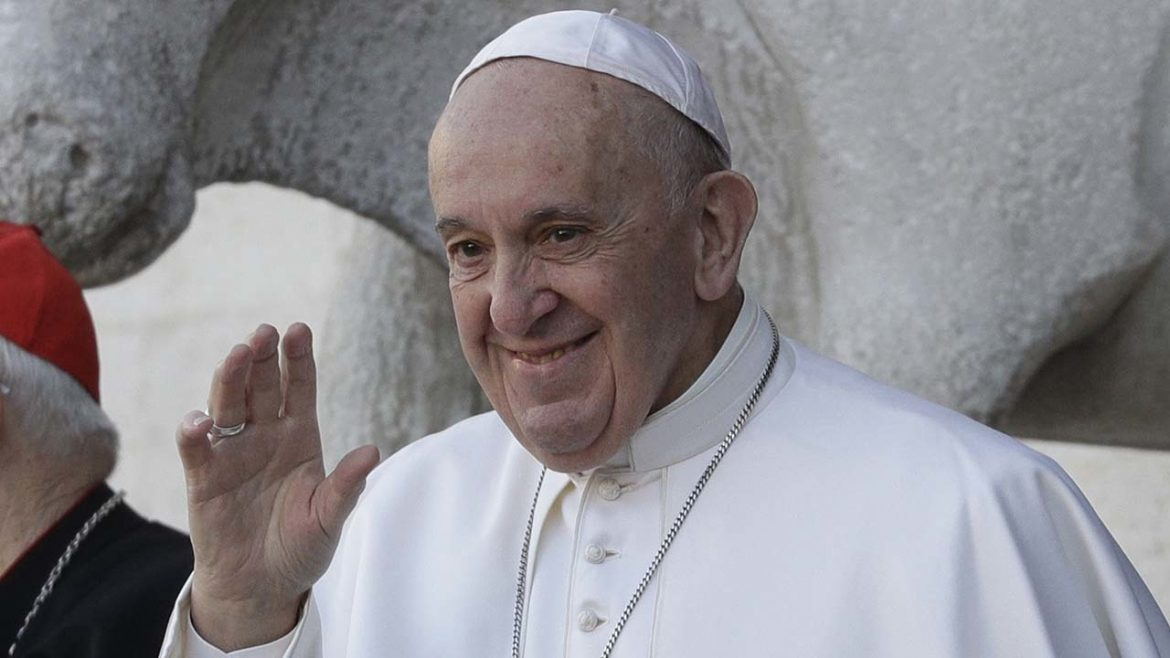 Pope Francis: Pray that robots don't turn against us