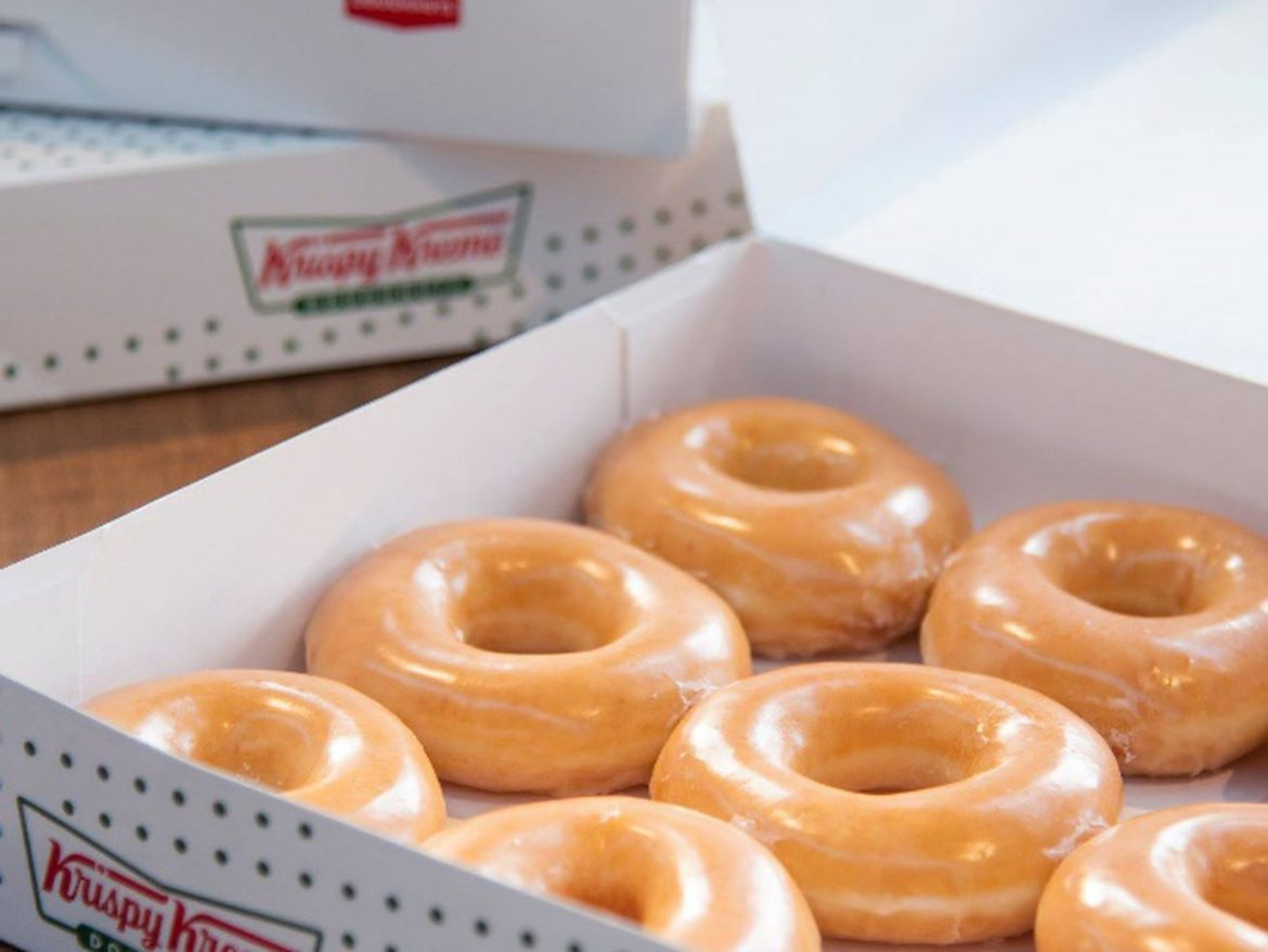 Election day freebies and deals from Krispy Kreme, McDonald's, Planet Fitness and more