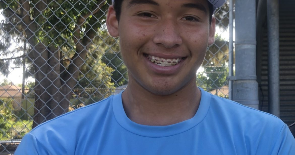 Early signing day: Pitcher Anthony Joya of Banning fulfills dream by signing with Cal State Fullerton