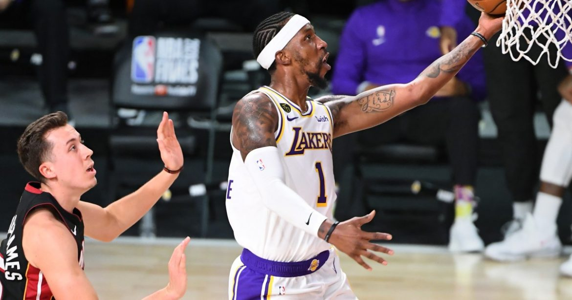 The dollars and sense behind Lakers' attempt to re-sign Kentavious Caldwell-Pope