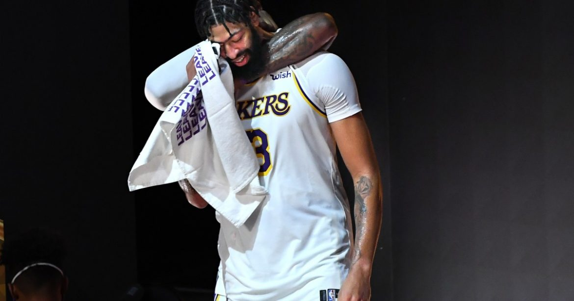 Lakers set to restock talent with free agents, starting with Anthony Davis