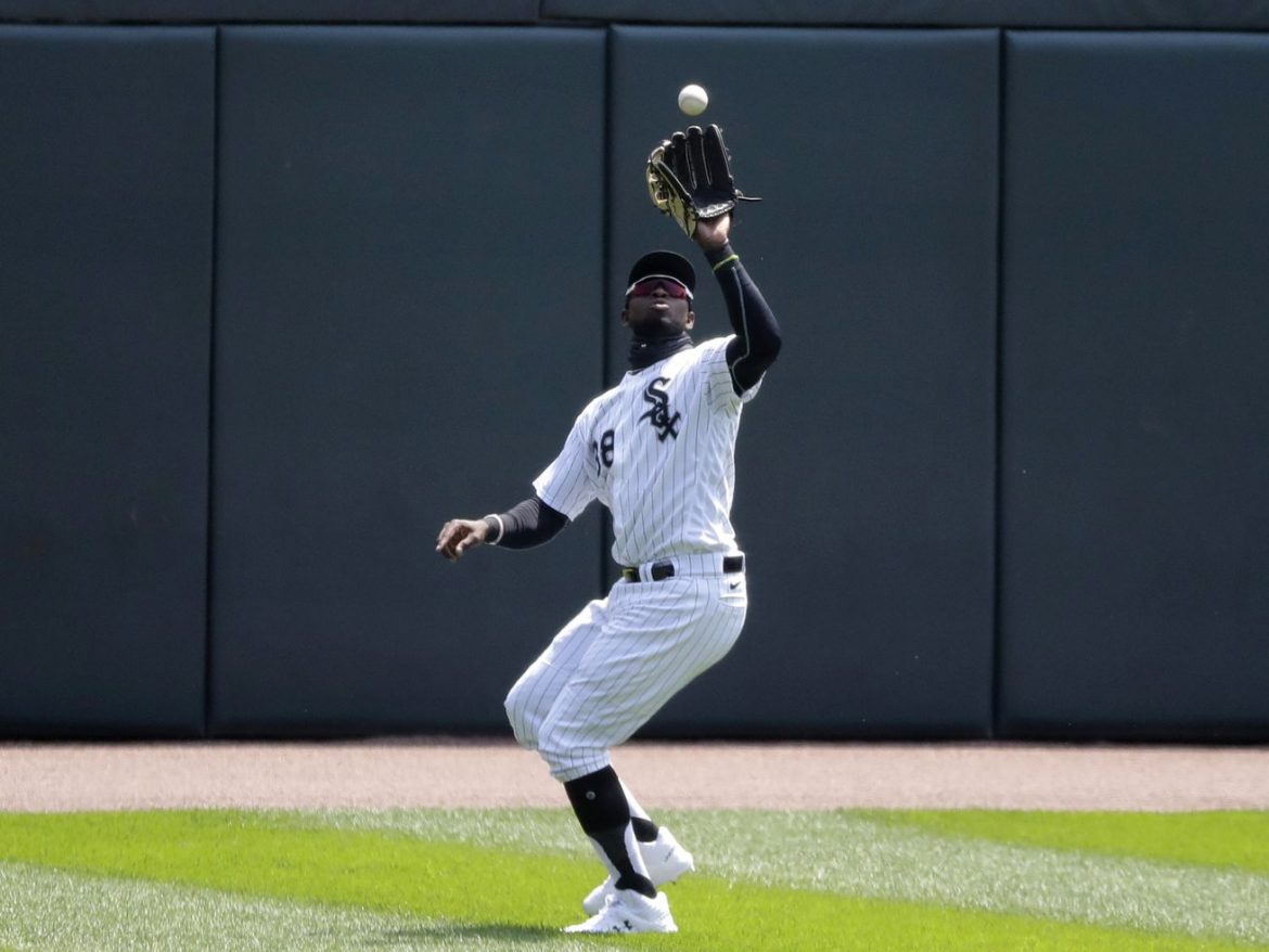 Luis Robert becomes first White Sox rookie to win Gold Glove