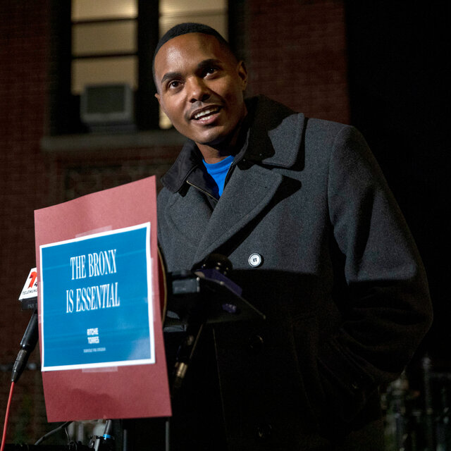 Two New York progressives have become the first openly gay Black people elected to Congress.