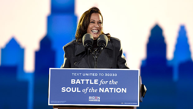 Kamala Harris Delivers Inspiring Victory Speech: 'I May Be The 1st Woman In This Office, But I Will Not Be The Last'
