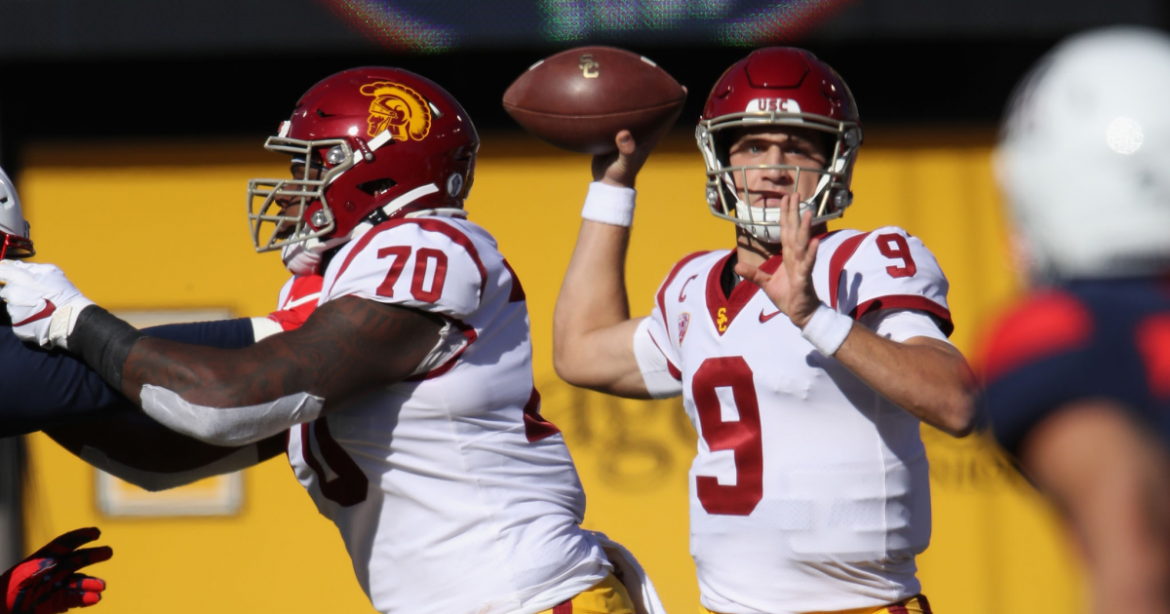 USC again has the final say, and score, to beat Arizona