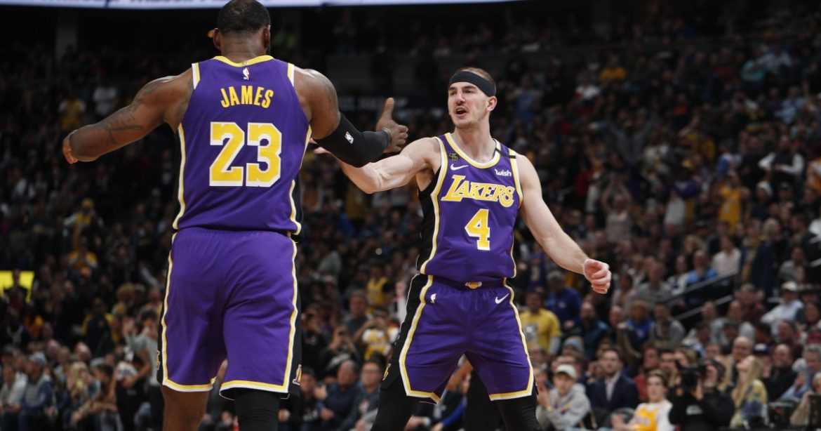 NBA free agency: How the Lakers roster is taking shape