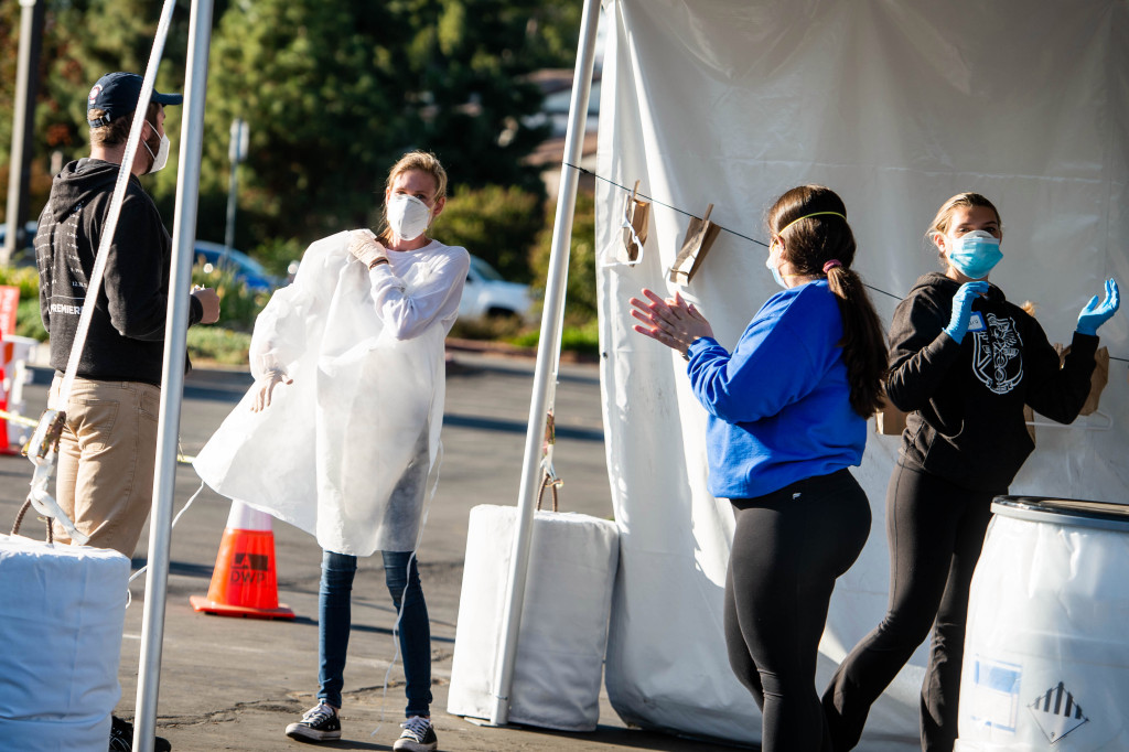L.A. County's surge endures: 2,481 new coronavirus infections, 28 deaths