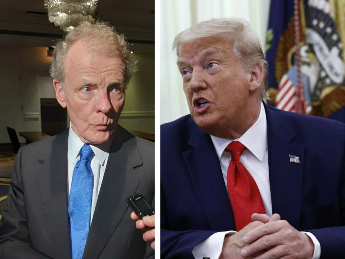Like Donald Trump, Mike Madigan doesn't want to face facts and let go