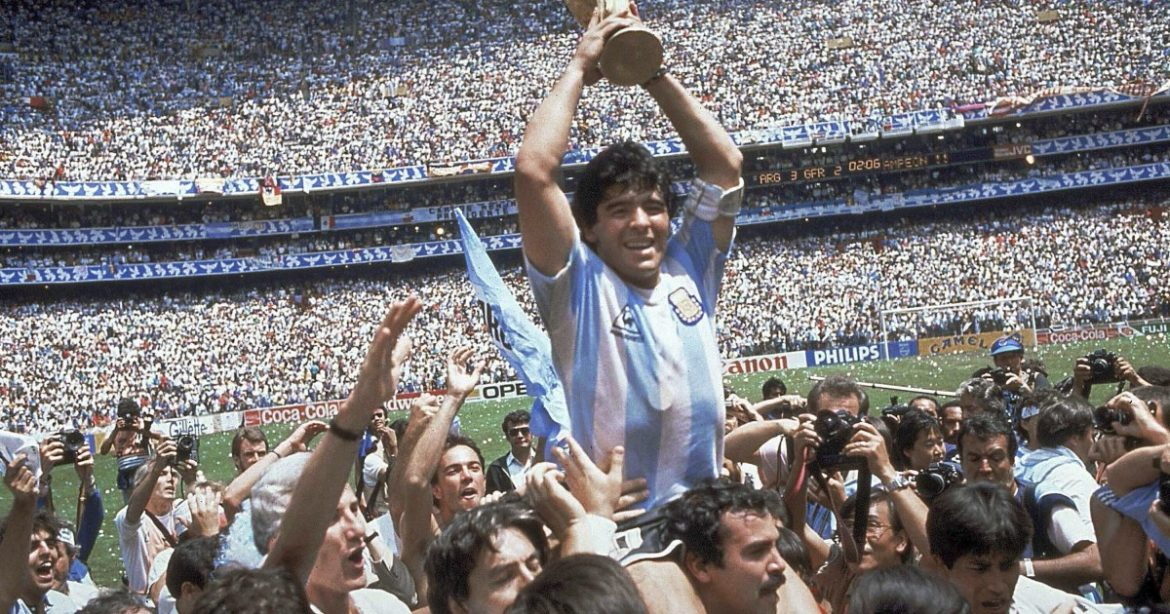 Appreciation: Diego Maradona lived the way he played, with reckless joy