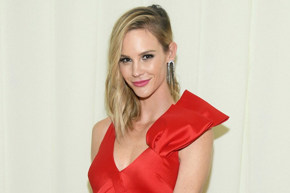 Meghan King Edmonds says she tested positive for COVID-19