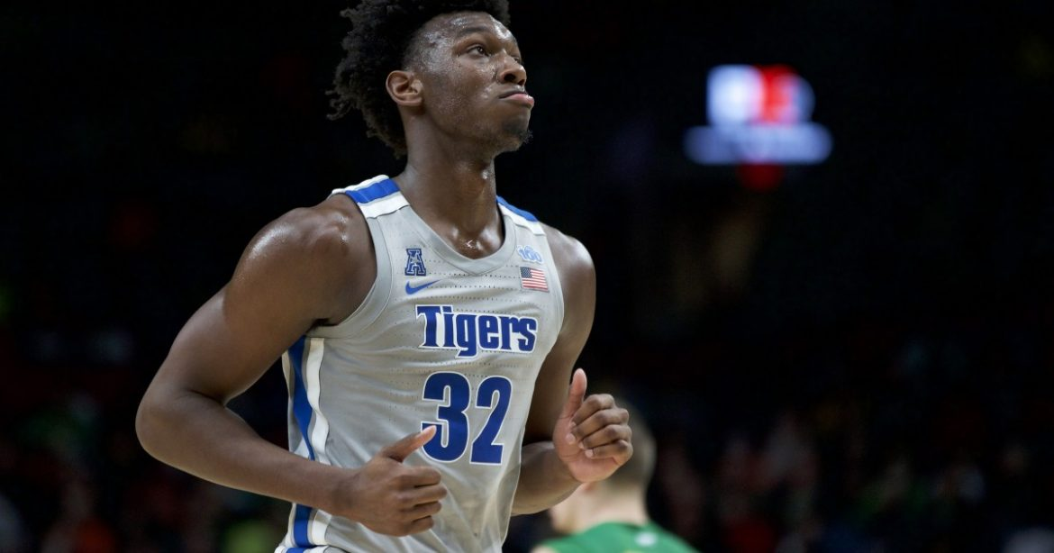 NBA Draft: James Wiseman focuses on future, not worried about past
