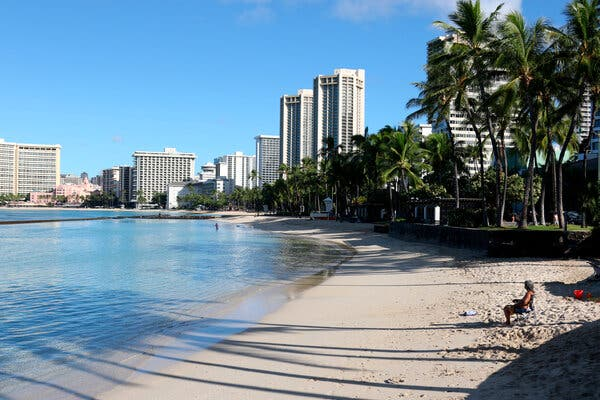 Hawaii's Reopening May Be Good for Tourism. Is it Good for Hawaiians?