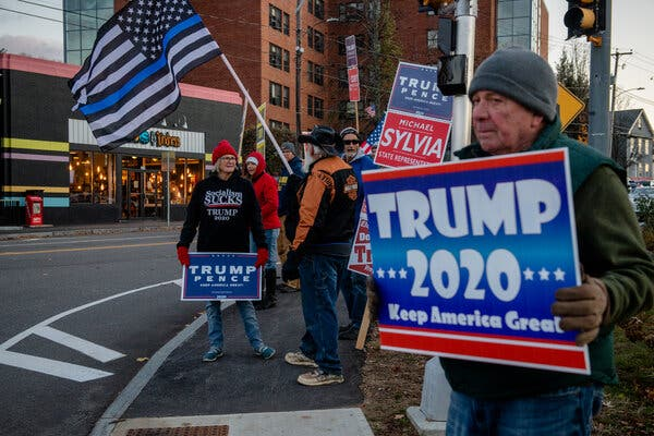 The One Pollster in America Who Is Sure Trump Is Going to Win