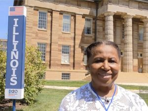 Carol Moseley Braun, early Joe Biden backer, aims for cabinet post: Interior Secretary