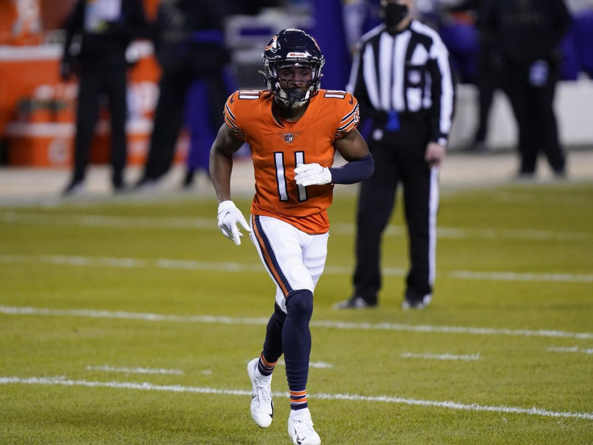 Snap judgment: Darnell Mooney leads Bears wide receivers