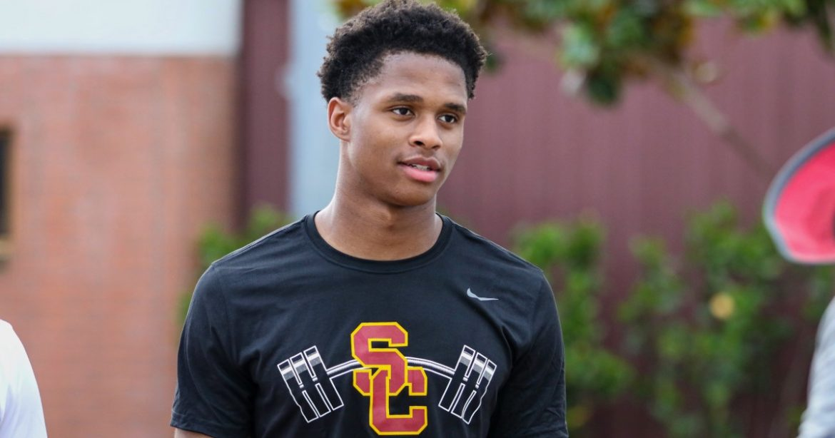 McClain brothers leaving USC football team after fallout from suspension