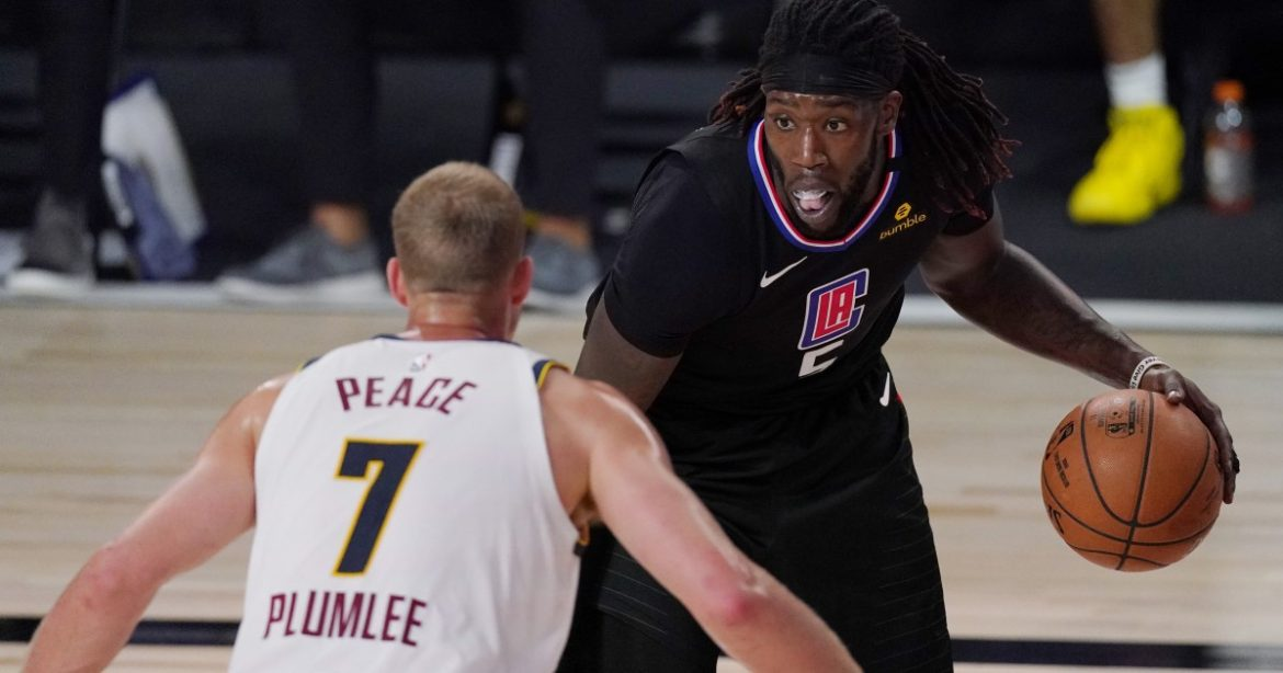 Lakers and Montrezl Harrell agree to two-year deal