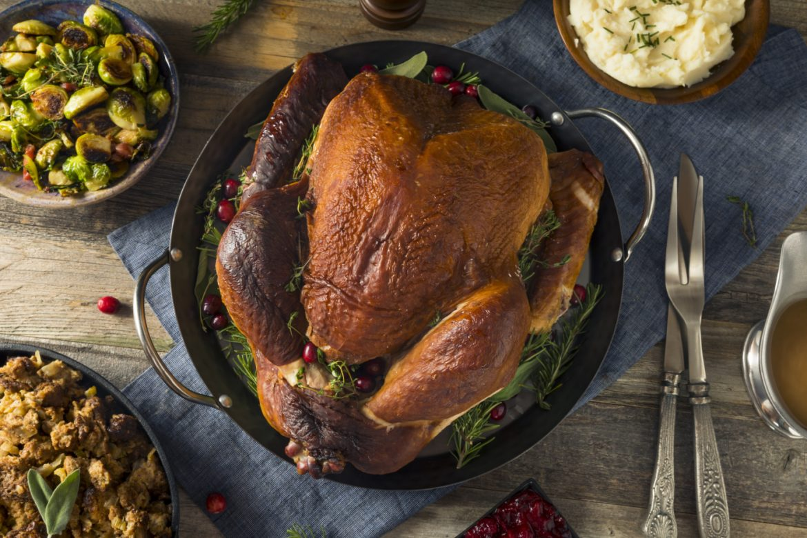 Thanksgiving anything but normal as coronavirus cases surge
