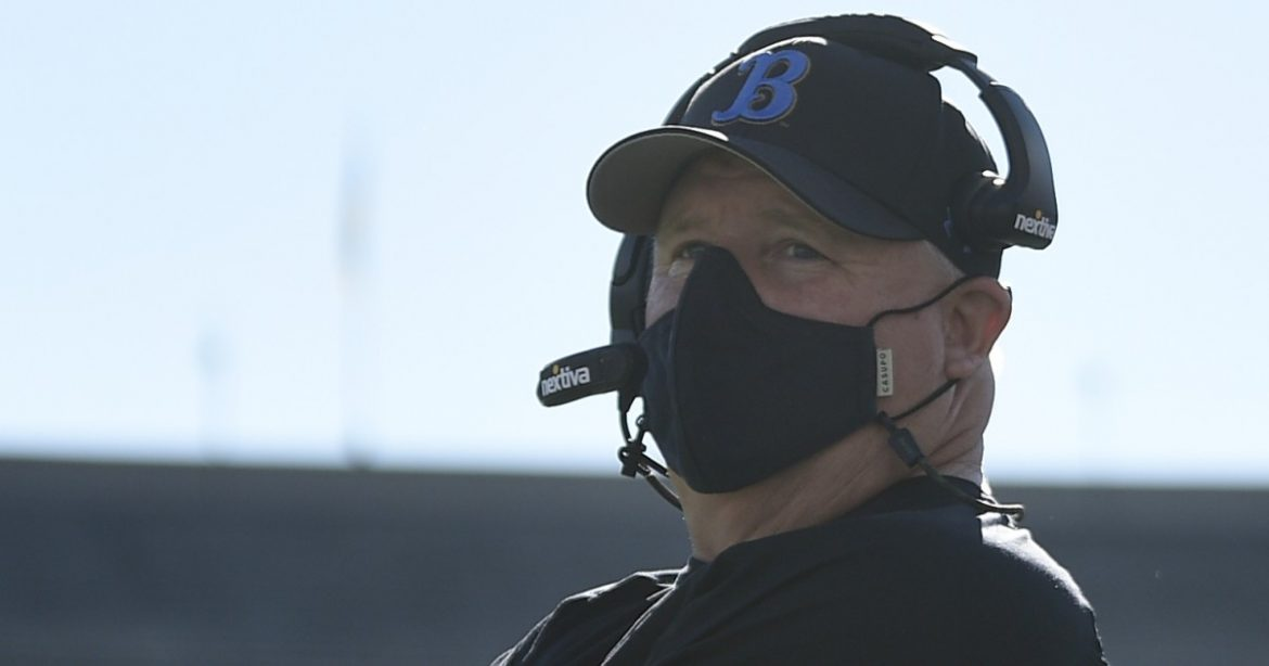 Even shorthanded, UCLA could reveal a lot about Chip Kelly against Oregon